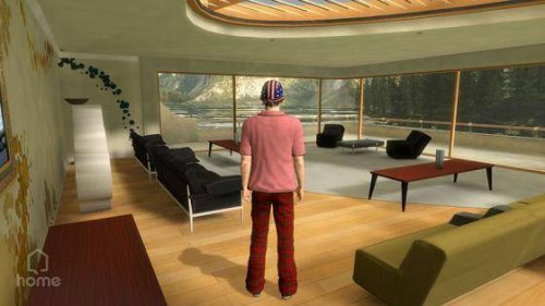 Sony Home online social gaming network is behind schedule and is now planned for Spring 2008