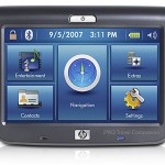HP Launches iPAQ 310 Touchscreen GPS