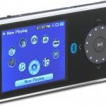 Insignia Pilot 4GB Media Player With Bluetooth