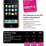 T-Mobile Germany Leaks Europe iPhone Launch Info