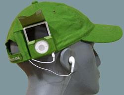 iXoundWear iPod nano 3G Caps