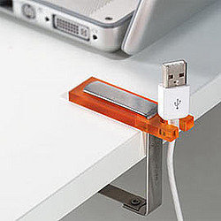 Knicks cable holder organizes your cables