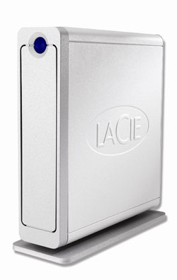 LaCie Ethernet Disk mini – Home Edition