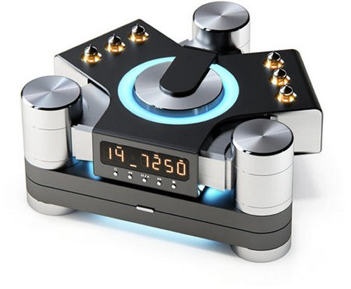 Loit Eagle Neo-retro CD Player designed by Art Lebedev