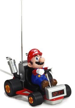 Nintendo Mario Kart Alarm Clock