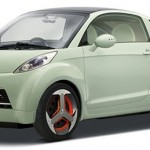 Mitsubishi Unveils the Electric i MIEV Sport
