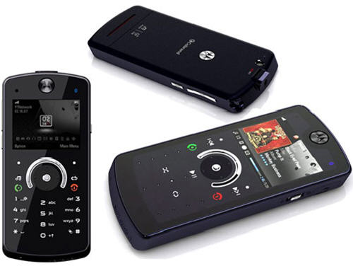 Motorola ROKR E8 Music Phone