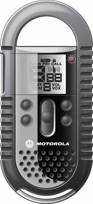 Motorola TLKR T3 and T5 two way radio