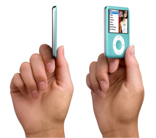 Apple launched new iPod Nano with video