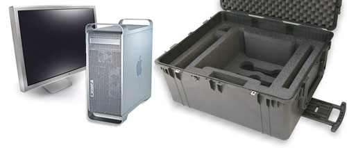 CPD Industries Mac Pro Pelican Cases