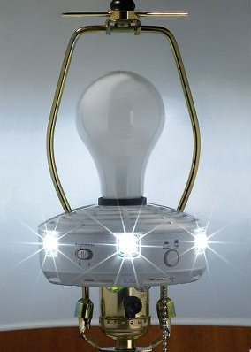 The Power Failure Light