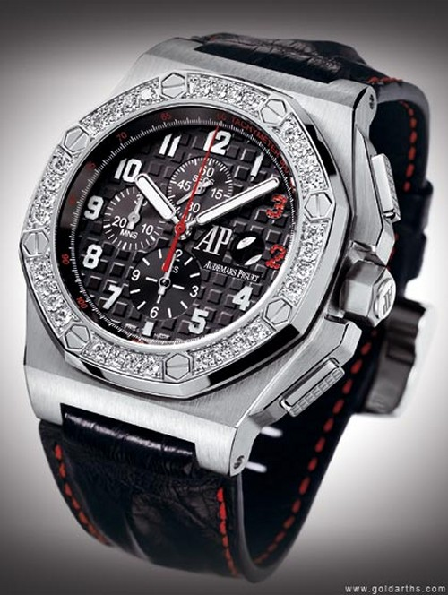 Royal Oak Offshore Shaquille O'Neal Limited Edition watch