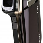 Sanyo Xacti launched as smallest 720p camcorder