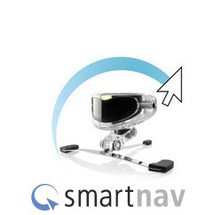 SmartNav hands free pointing device replaces your mouse