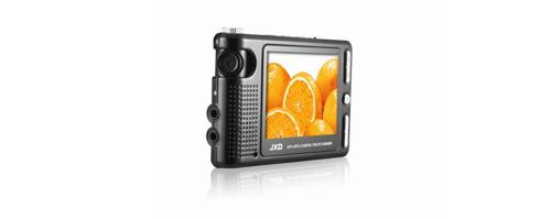 Jinxing Digital's MP4 Player