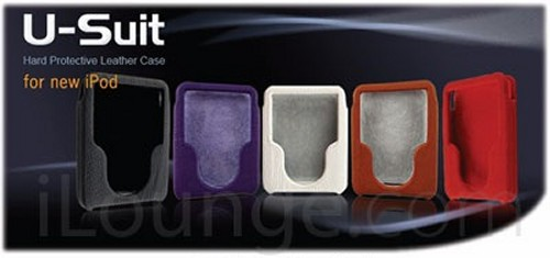 iPod case manufacturer releases case for new video iPod before its announced