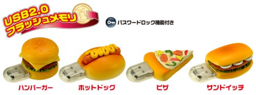 Fast food USB Flash memory drive