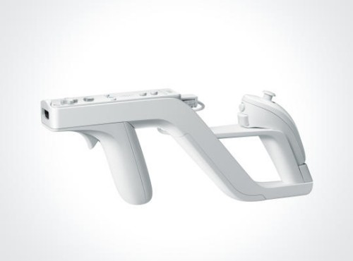Wii Zapper will ship with crossbow training game when it releases in November