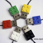 Zip Zip Memory Brick 1GB USB drive