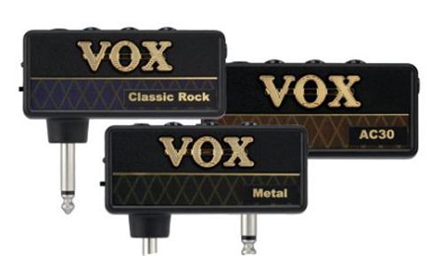 Vox Amplug miniamp for your guitar
