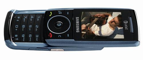 Samsung SGH A737 Entertainment Accelerated