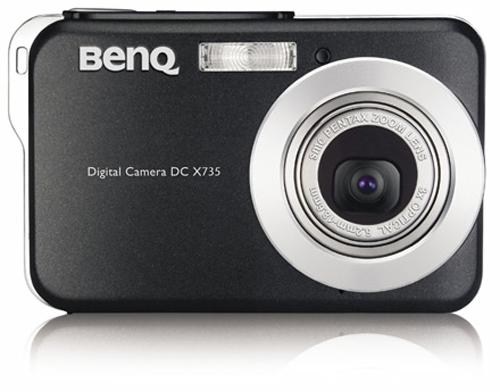 BenQ DC X735 camera