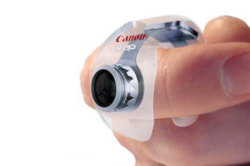 Canon Snap concept camera