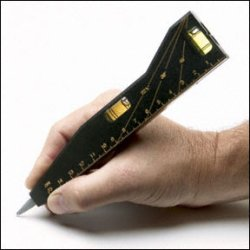 Contractor Space Pen Tool can write any different materials and in cold weather