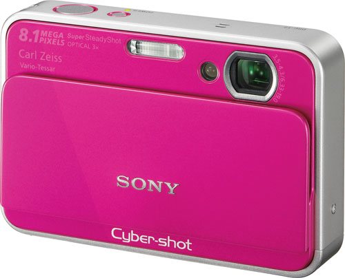 Sony Cyber-shot DSC-T2