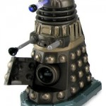 The Dalek webcam watches while you surf
