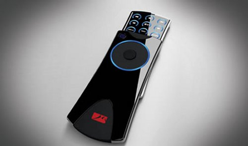 Darklite PS3 Blu-ray DVD remote control