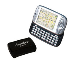 Deluo Bluetooth GPS with Live Search for Windows Mobile