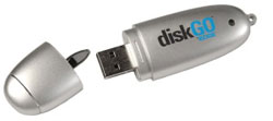 EDGE Tech 32GB DiskGO Flash Drive