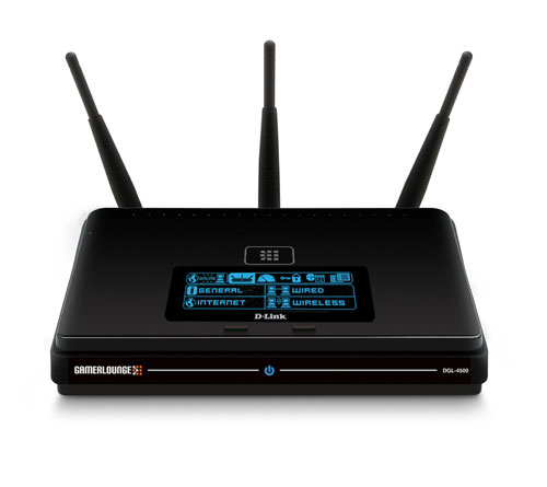 D-Link Xtreme N Gaming Router (DGL-4500)