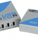 Gefen USB extender gives 100 times more distance