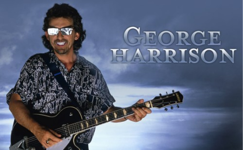 George Harrison from the Beatles available on iTunes