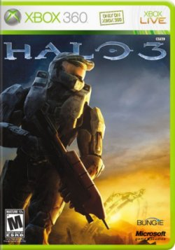 Halo 3 sold 3.3 million copies in its first month