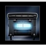 Halo the UV germ killing vacuum