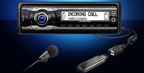 Blaupunkt stereo offers in-car USB playback - SlipperyBrick com