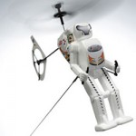 The Robo Hopper puts Asimo in the air