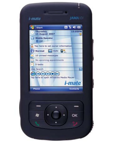 i-Mate JAMA 101 smartphone