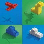 Clever Lego advertisement