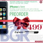 Rumors of the iPhone in Canada by December 7