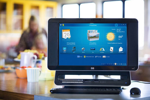 HP TouchSmart IQ775 PC