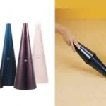 Kone vacuums make a decorative statement