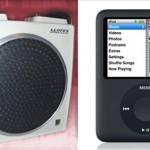 Apple iPod vs. portable 8-track player