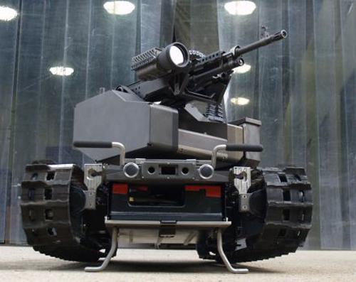 MAARS (Modular Advanced Armed Robotic System) robot killbot