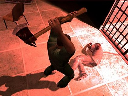 Britain bans sale of Manhunt 2 video game