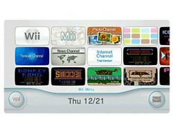 Nintendo Wii Firmware update helps improve web surfing and adds USB keyboard support