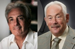 Nobel prize in physics awarded to Albert Fert and Peter Grünberg for Giant Magnetoresistance which helped make smaller hard drives